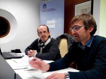 El director del Museo Arqueológico de Granada, Isidro Toro, cree que, además del problema en la estructura de la Casa de Castril, se necesita un nuevo espacio.