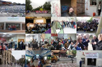 Ayúdanos a definir las principales inquietudes de los barrios de Granada para confrontarlas con los programas de los partidos políticos para las elecciones.