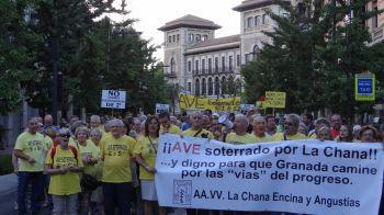 Por primera vez en sus cuatro mandatos Torres Hurtado no puede aplicar el rodillo: C's, PSOE, Vamos e IU permiten que la Chana gane el pulso del AVE soterrado