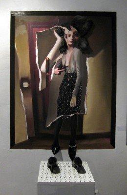 Exposición 'La Hermenéutica de lo Siniestro', de Andrea Abalia