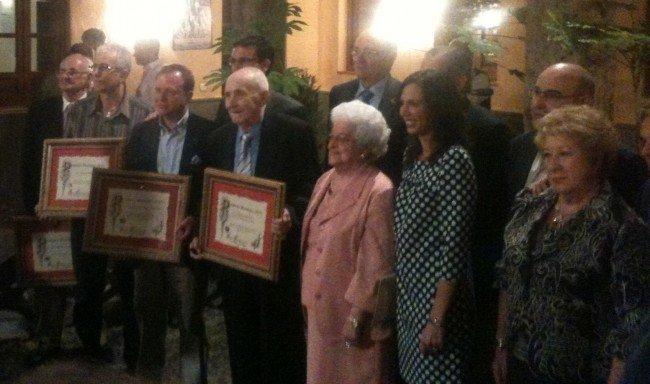 Premiados en las Fiestas del Realejo 2011
