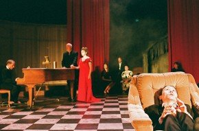 Peeping Tom en el teatro Alhambra con &#039;A louer&#039;