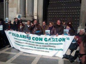 Plataforma de apoyo a Garzón