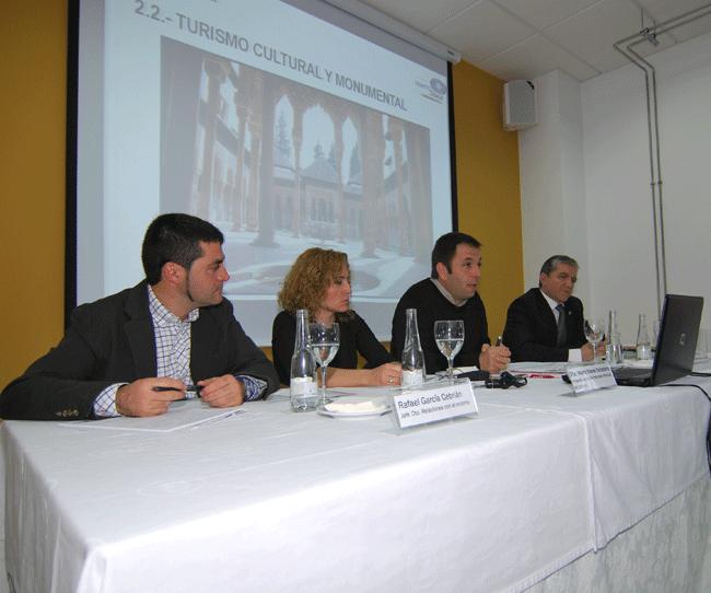 Jornadas de Turismo en el C.P.I.F.P. Hurtado de Mendoza.