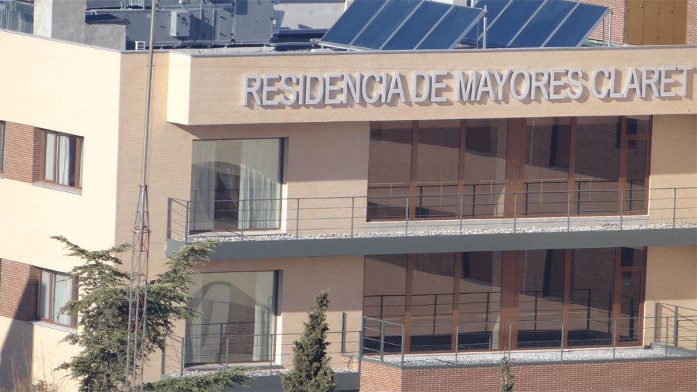 Residencia de mayores claret en el distrito norte de granada - Residencia los jardines granada ...