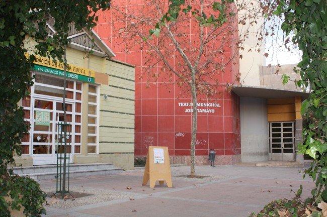 Edificio B del Centro Cívico de la Chana