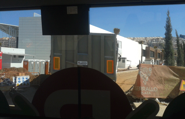 Vecinos del serrallo piden m s frecuencia para el autob s 29 - Centro comercial serrallo granada ...