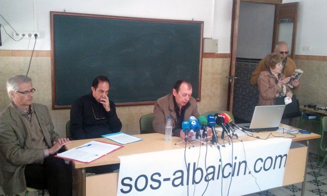 Plataforma SOS Albaicín