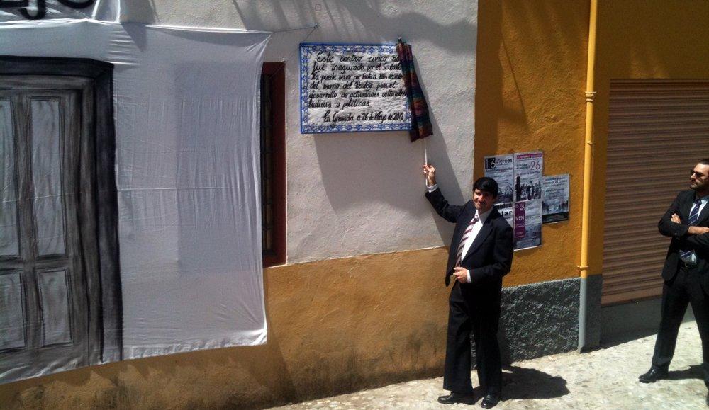 Inauguracion del No Centro Cívico del Realejo