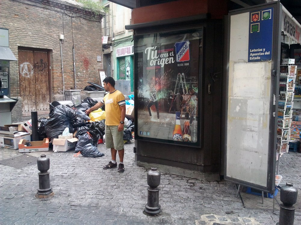 devolucion tasa basura Diputación Granada
