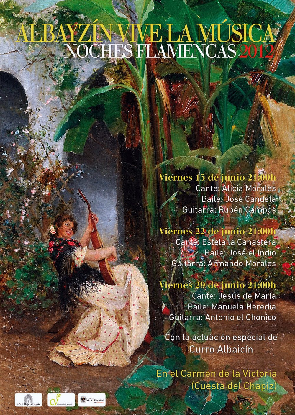 cartel-Noches-Flamencas-2012