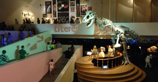 parque de las ciencias exposicin tteres de etctera