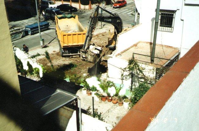 Ciudad con menos jard n for Ciudad jardin granada