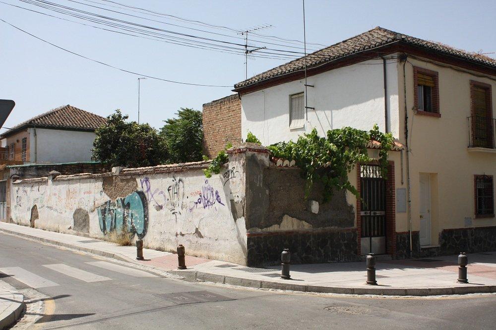 Casas antiguas de la Chana