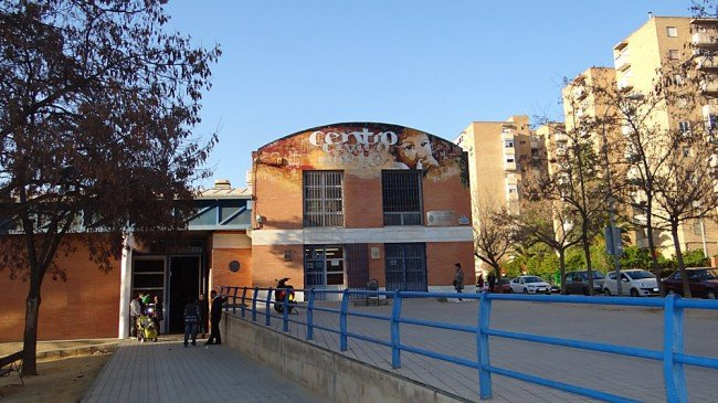 plaza jesus escudero garcía centro cívico norte granada