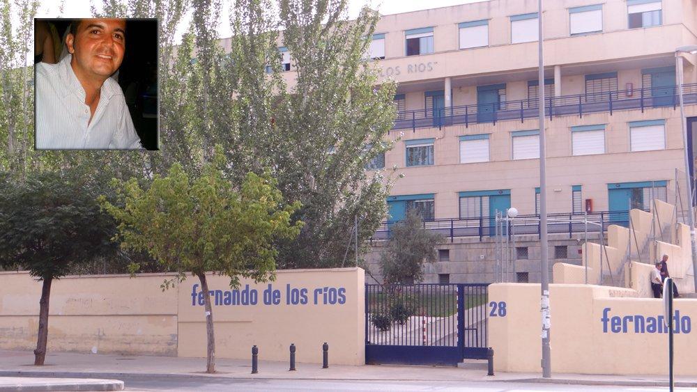 Residencia fernando de los r os granadaimedia - Residencia los jardines granada ...