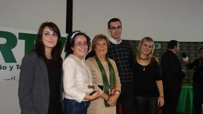 Premio Cibersur a GranadaiMedia