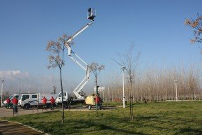 Plan de actuacin integral en el Parque de las Alqueras de la Chana