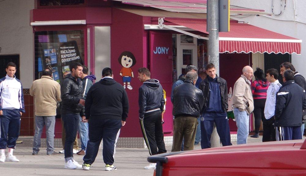 desempleo La Paz