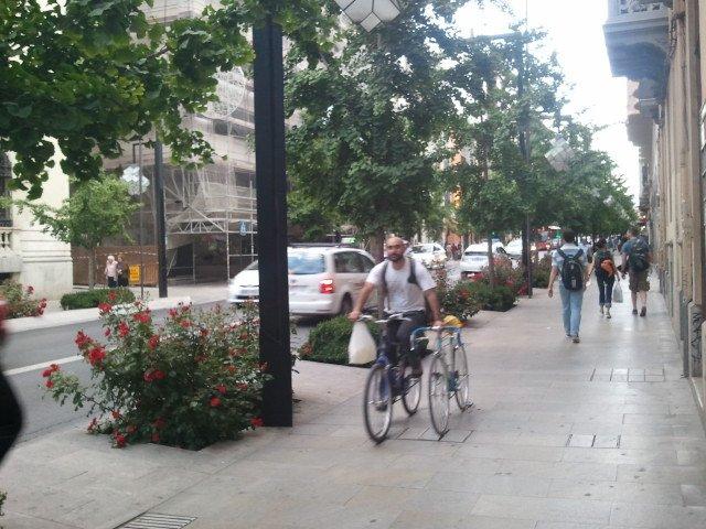 Bicicletas Gran Vía