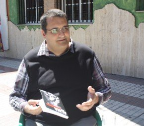 David López Rodríguez, autor de 'Alma en sumisión'