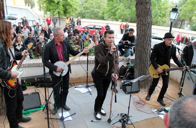 Concierto en honor de Joe Strummer
