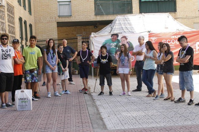 Grupo Scout Fénix 516 de la Chana, Granada