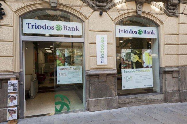 Triodos bank abre una oficina en granada for Oficina triodos madrid