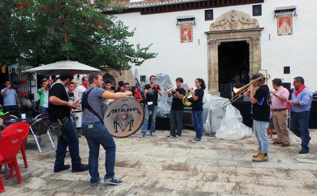 Albaicín, San Miguel Bajo, fiesta, verbena