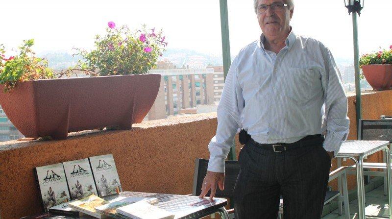 José Espinosa Villa, La Desbandada'