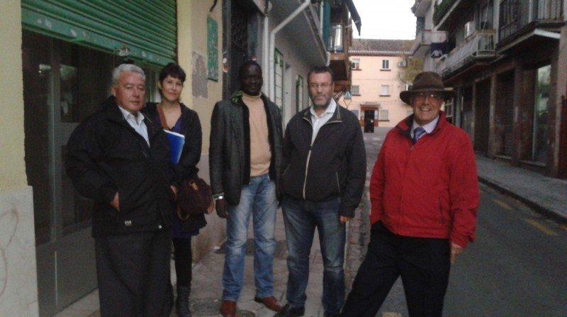 Más de diez colectivos del barrio, con la asociación de vecinos Zaidín Vergeles al frente, se implican en el proyecto, que pretende