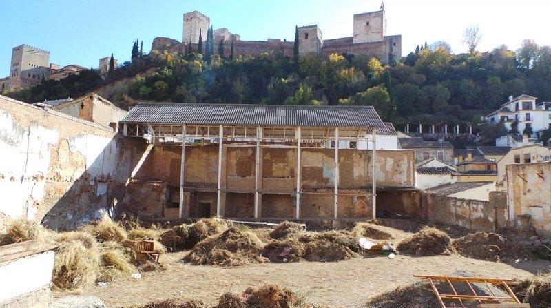 Maristán nazarí, Albaicín, Granada, Alhambra
