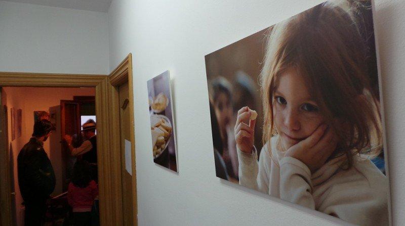 Colegio Gómez Moreno, comedor escolar, fotografía,