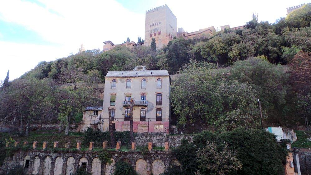 hotel granada albaicin: