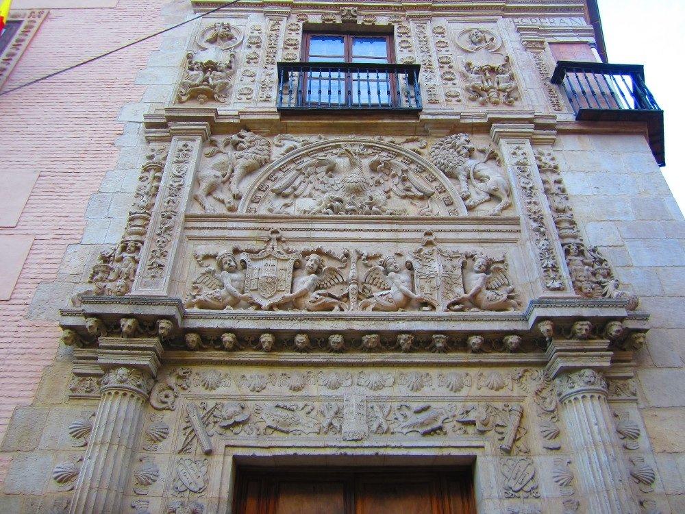 La Casa de Castril y  la Dama Blanca Portada_Castril2