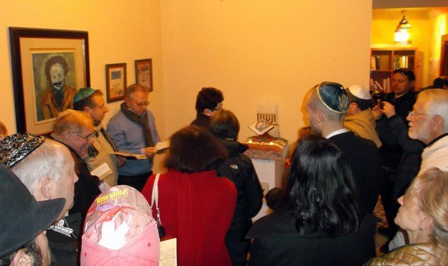 bienvenida al Shabat, judíos ingleses, Realejo