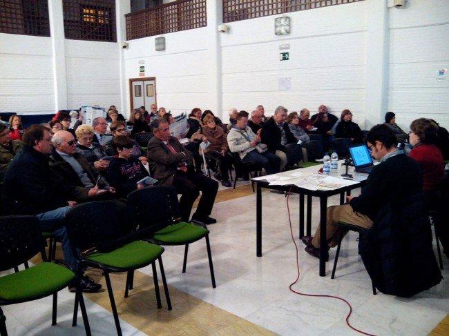Telesfora Ruiz, Movilidad, Albaicín