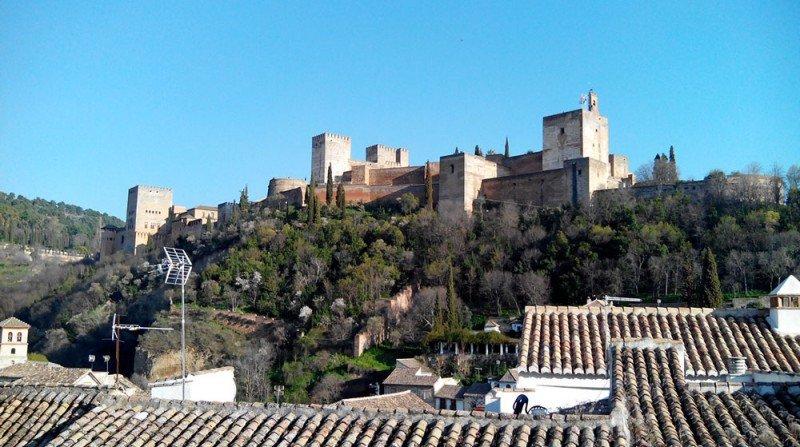 Alhambra, Placeta de Carvajales