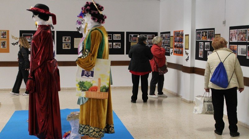 historia carnaval del zaidin