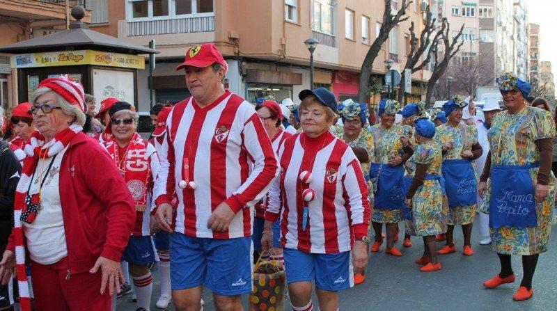 carnaval zaidín