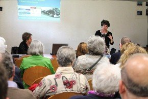 Telesfora Ruiz, Asociación de Vecinos del Realejo, LAC, C3 de Rober