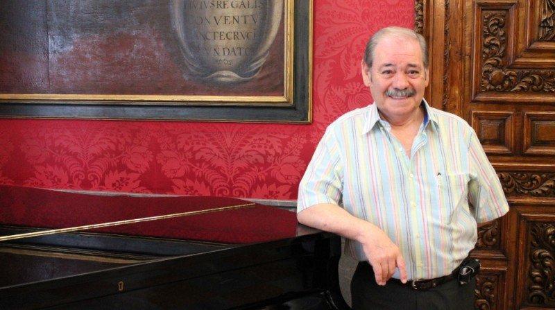 Juan Sánchez coro san ildefonso