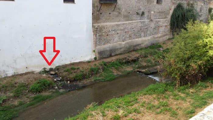río Darro Carrera del Darro Granada