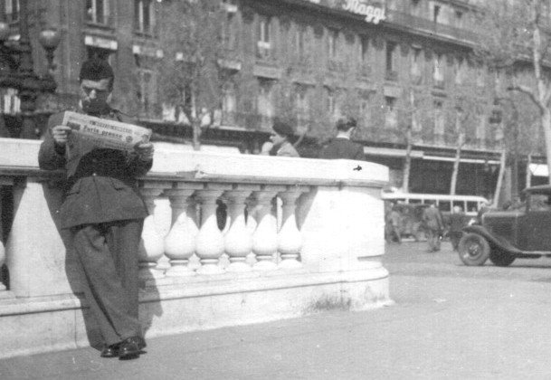 La Nueve liberación de París Ramón Gualda