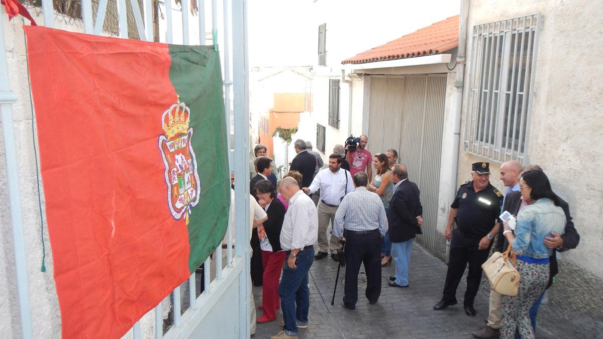 Puente de cartuja estrena red de saneamientos for Saneamientos granada