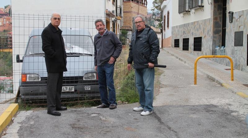 calle Cuesta de la Plata