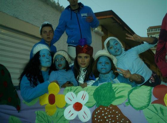 Cepamn lleva tres años organizando su cabalgata de Reyes.
