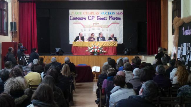 Colegio Gómez Moreno Albaicín