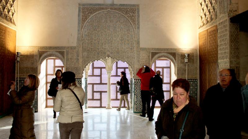 Cuarto Real de Santo Domingo, Qubba
