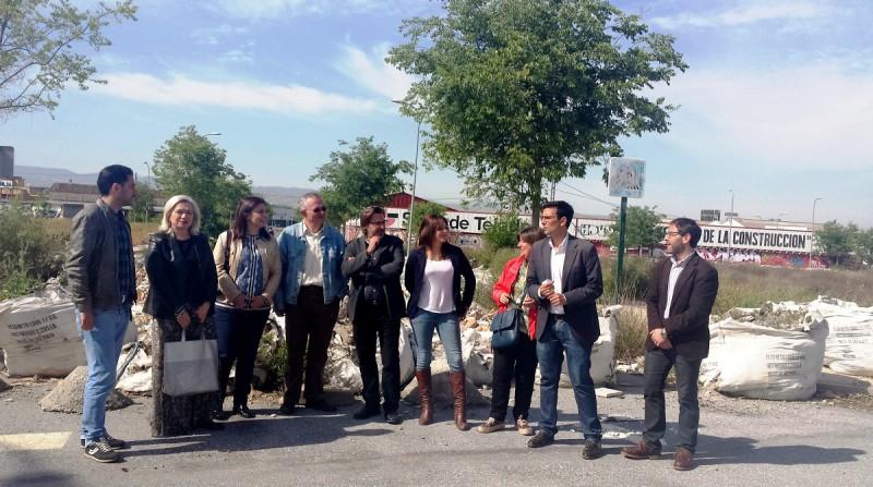 Palacio de Hielo, concejales socialistas, PSOE